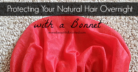 Overnight Natural Hair Treatment