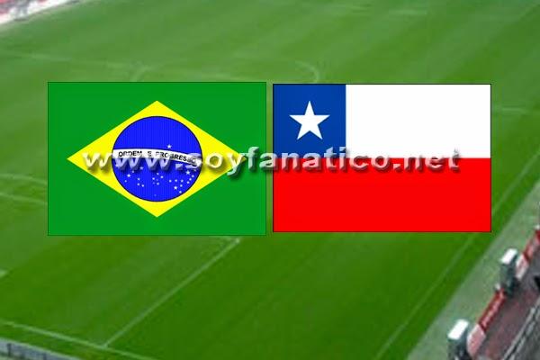 chile, brasil, amistoso, envivo