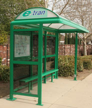 Two People Robbed at Elk Grove e-Tran Bus Stop