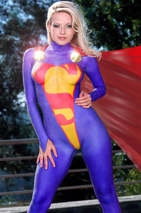 Supergirl The Hottest Supergirls You Ll Ever See