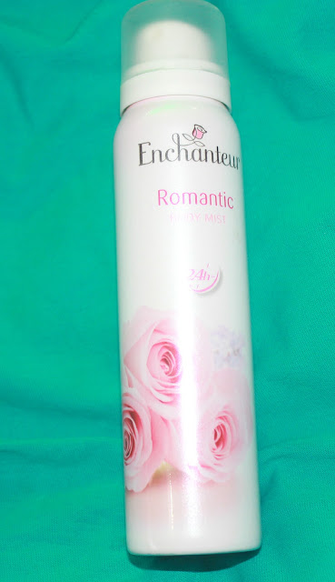 Enchanteur Romantic - Body Mist Deodorant Spray Review