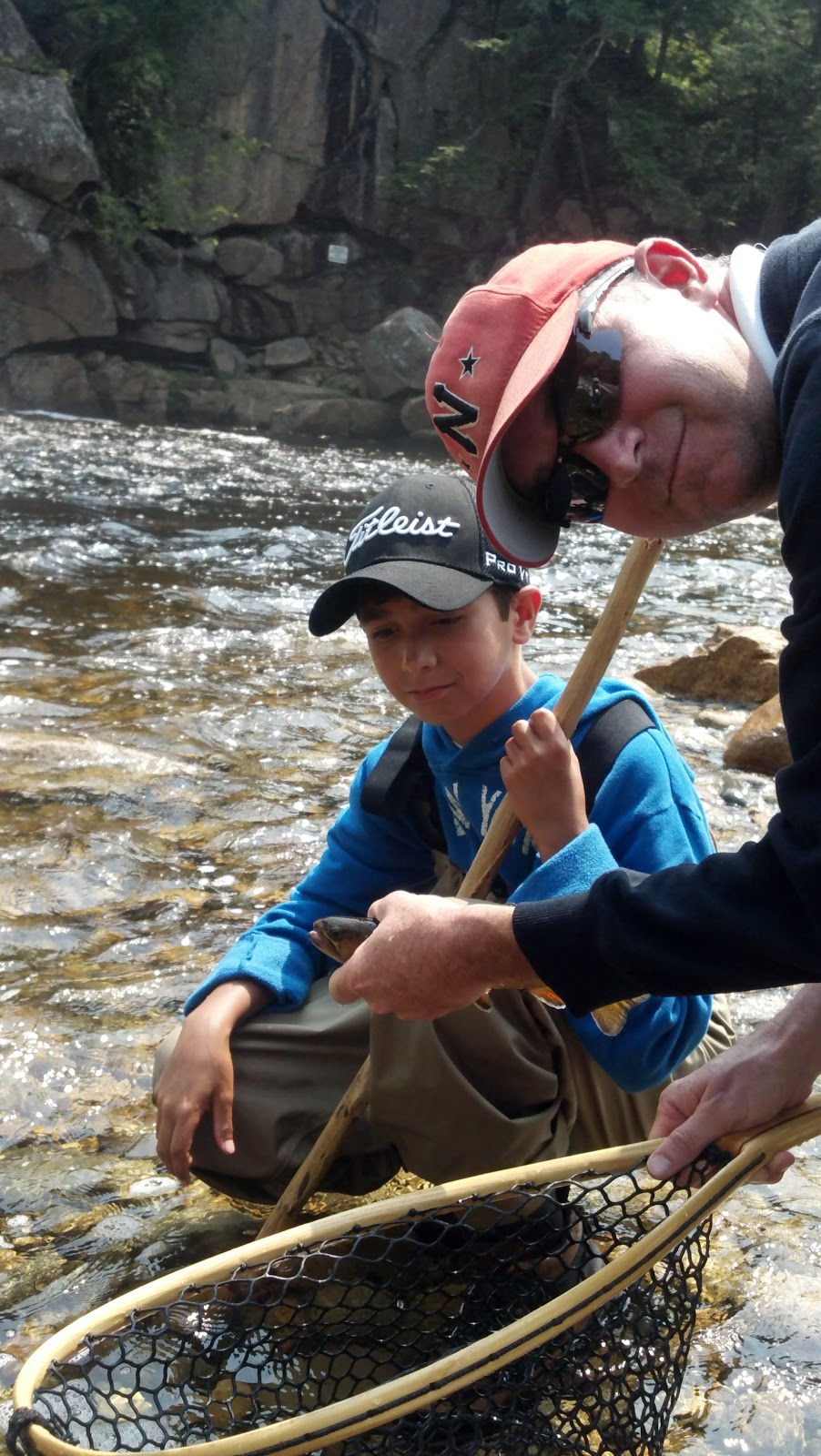 Fly fish new england fishing reports like an oasis for New england fishing