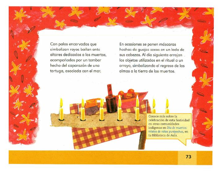 Tepehuas español lecturas 2do bloque 5/2014-2015
