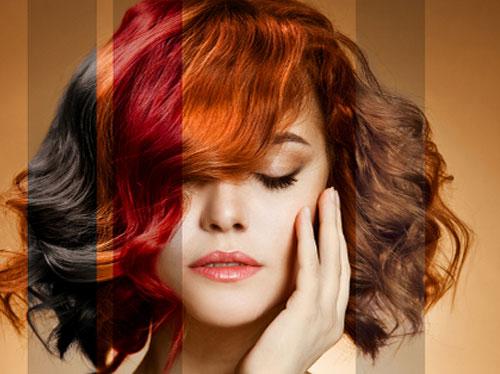 بمزيج الليمون الحامض اصبغي شعرك بألوان مختلفة! hair-color.jpg