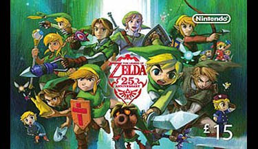 zelda eshop