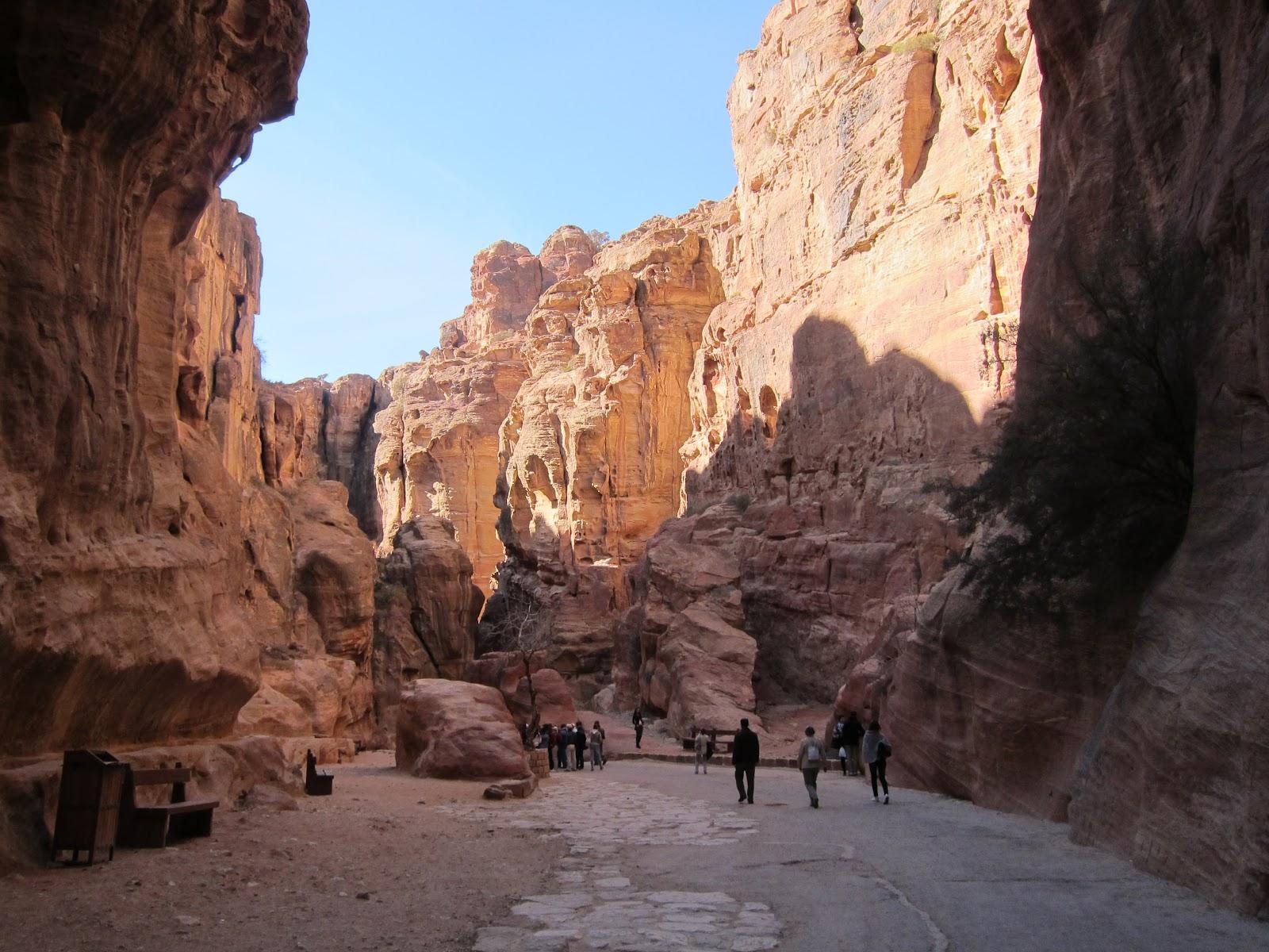 Den Rosa Staden Petra Ladies Abroad