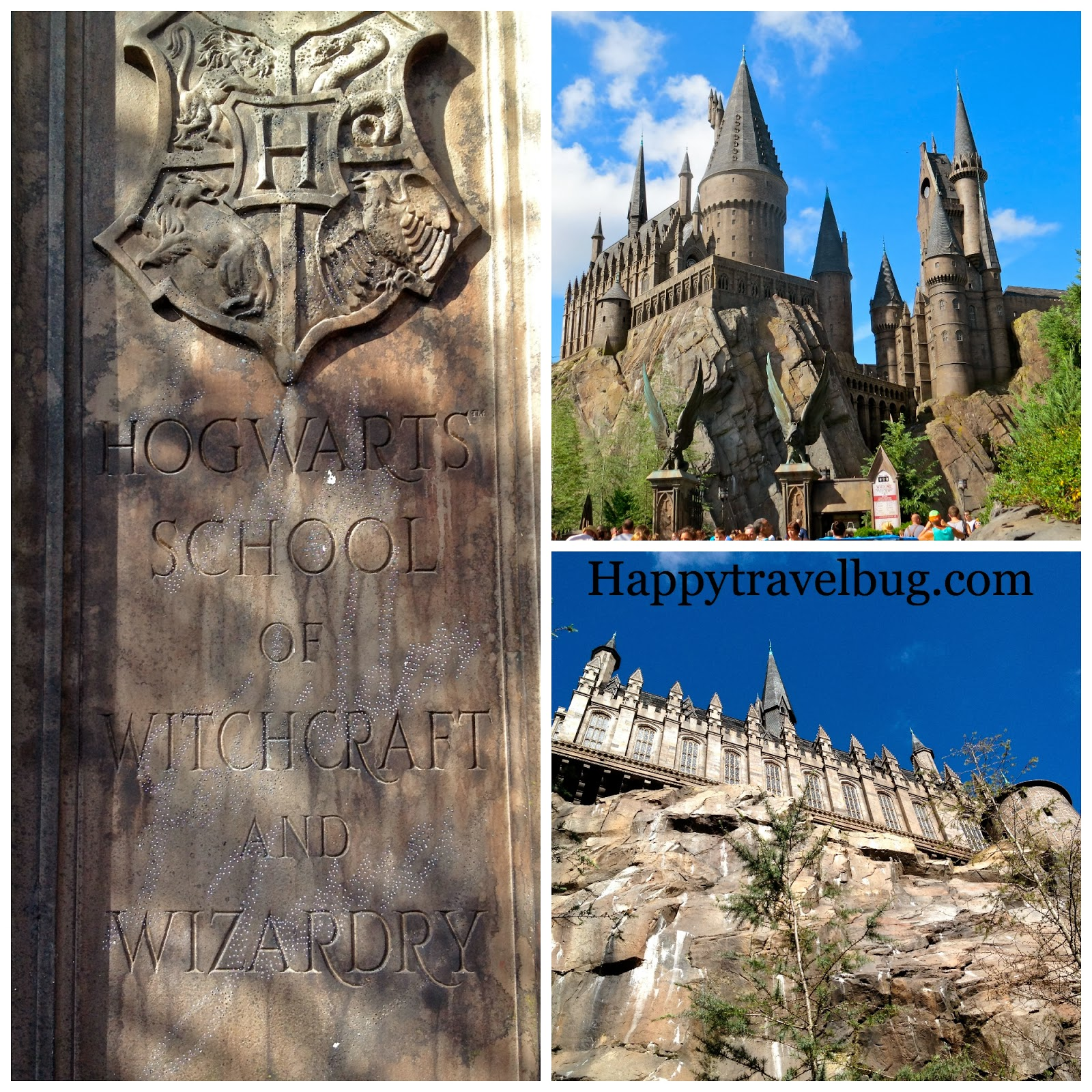 Hogwarts and Harry Potter at Universal Orlando