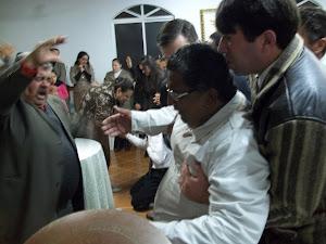 Jesus operando na vida de um ex-traficante irmão Rogério ,hoje com um belo testemunho..