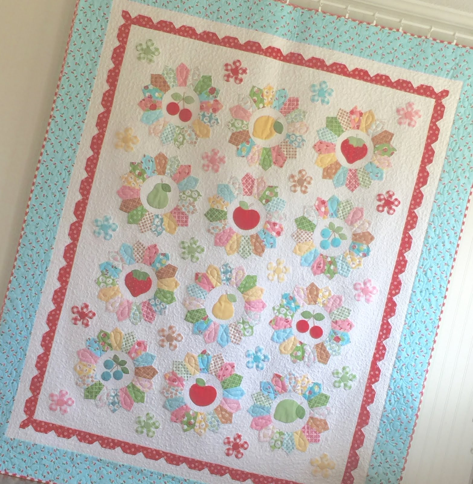 Sweetie Pie Sew Along 10