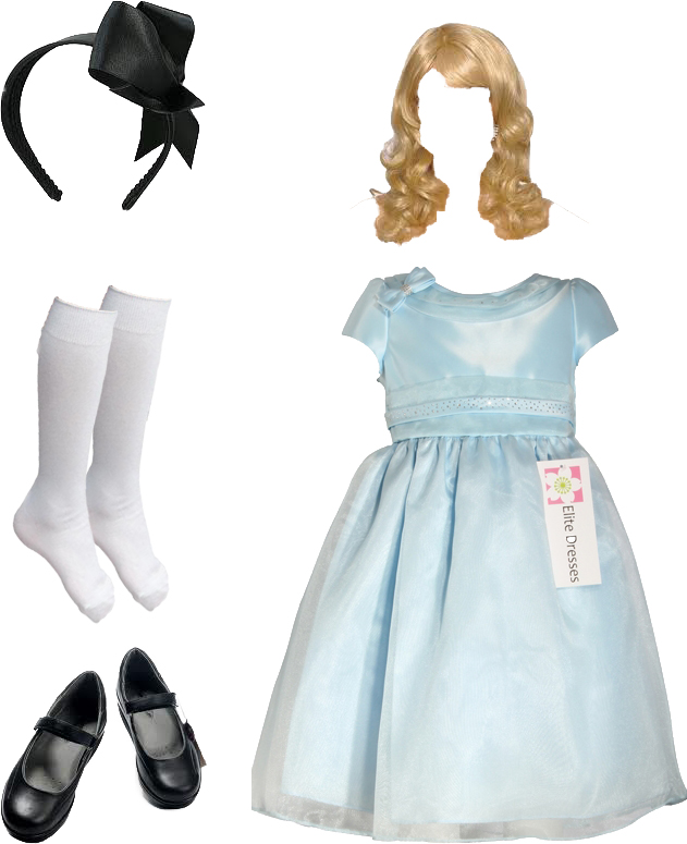 alice flower girl dresses