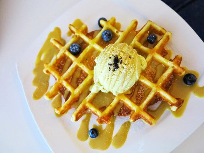 Panda Waffle