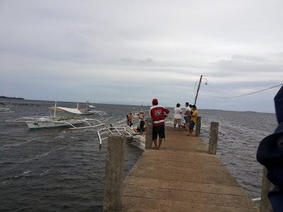 panglao dock