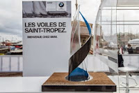 BMW i8 a stralucit la Les Voiles des Saint-Tropez