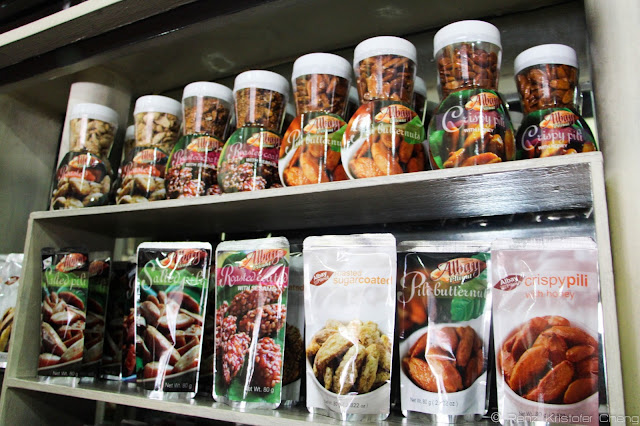 Pilinut Collection in Albay Pilinut Candy Shop