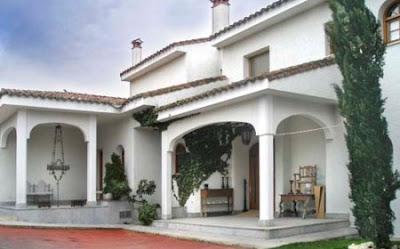 Modernas fachadas de casas de lujo 2012 - Fachadas de casas de lujo ...