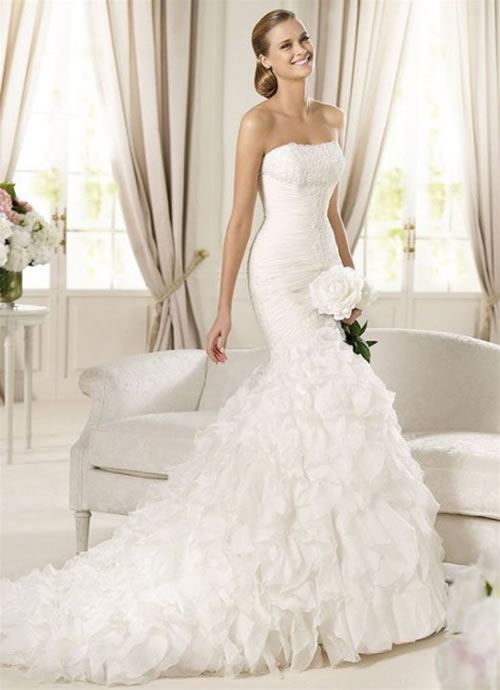 Wedding Gowns &amp Dresses: Designer Wedding Dress