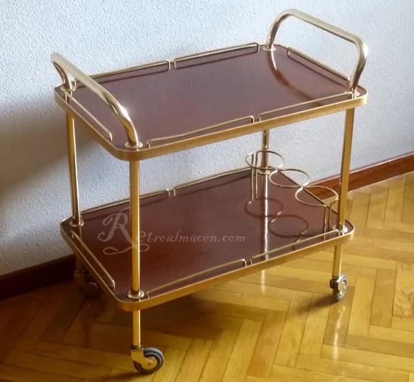 Retroalmacen tienda online de antig edades vintage y - Camareras muebles auxiliares ...