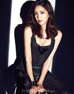 Lee Tae Im - Esquire Magazine January Issue 2016