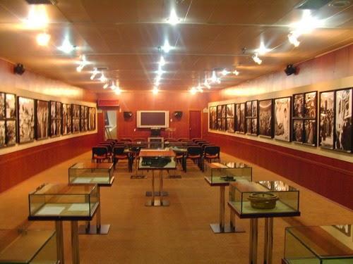 Bandırma Vapuru Müzesi Sergi Salonu