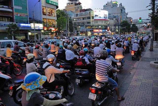 ベトナム旅行記3 ハノイ到着 本場のフォーの味は? : リーマンパッカーの世界旅行記