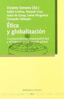 """""""Ética y globalización"""" - Adela Cortina"""