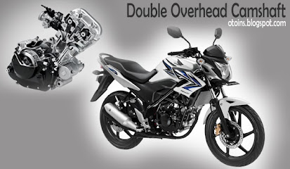 Kelebihan Teknologi Mesin DOHC Pada Motor CB150R