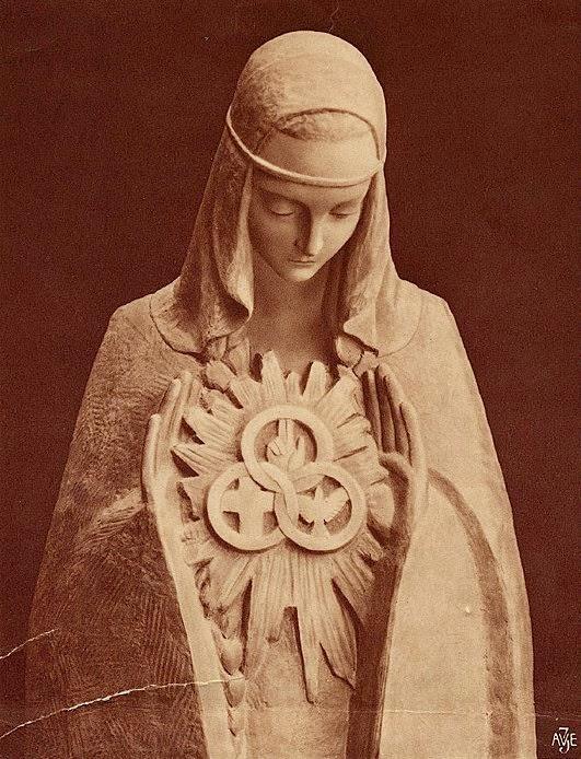 Ô Vierge Marie Père Marie-Eugène de l'Enfant-Jésus - Prières Catholiques