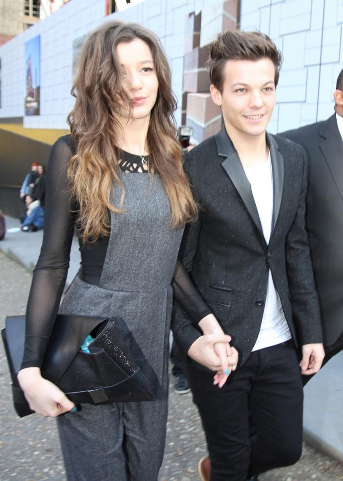 El integrante de One Direction, Louis Tomlinson, ha anunciado Vía Twitter que su novia, la modelo Eleanor Calder, tiene un embarazo de 2 meses