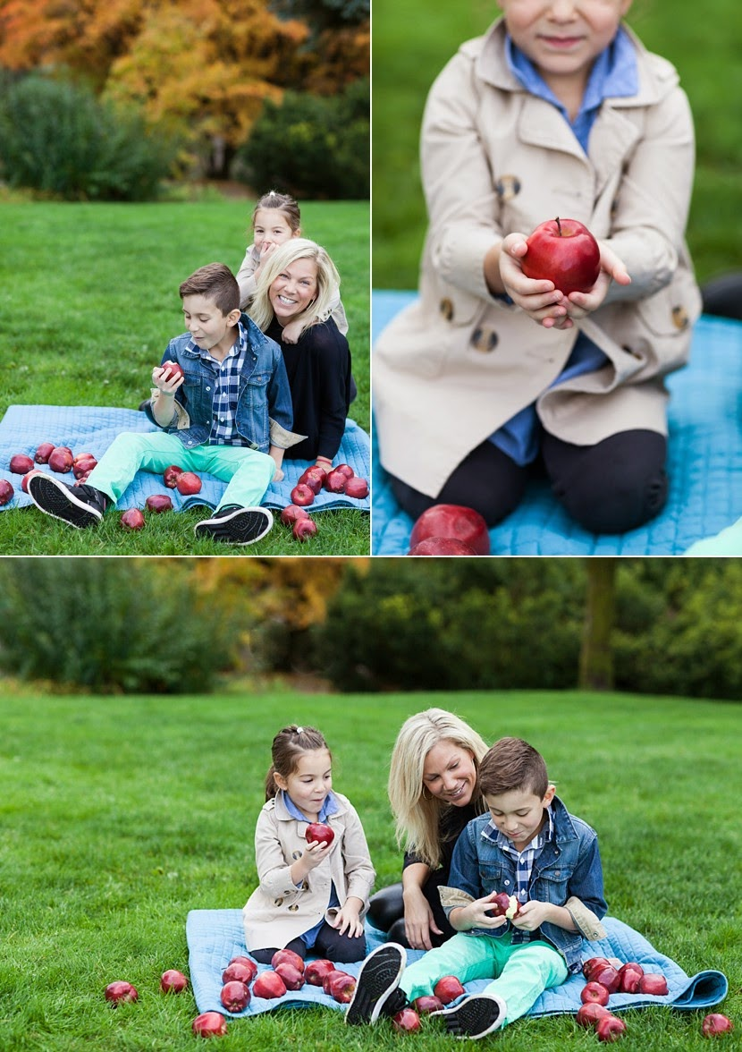 incorporating apples into your photo shoot photo