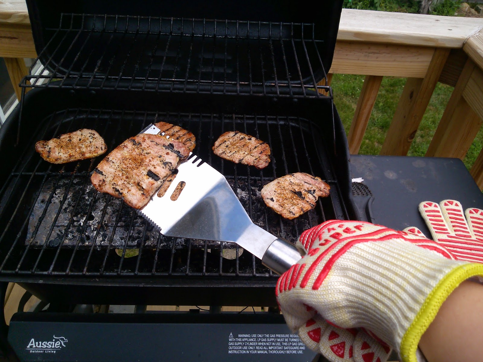 The Super Glove - Heat Resistant Grill & Oven Gloves Review