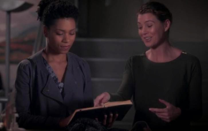 Grey's Anatomy - Only Mama Knows - Review