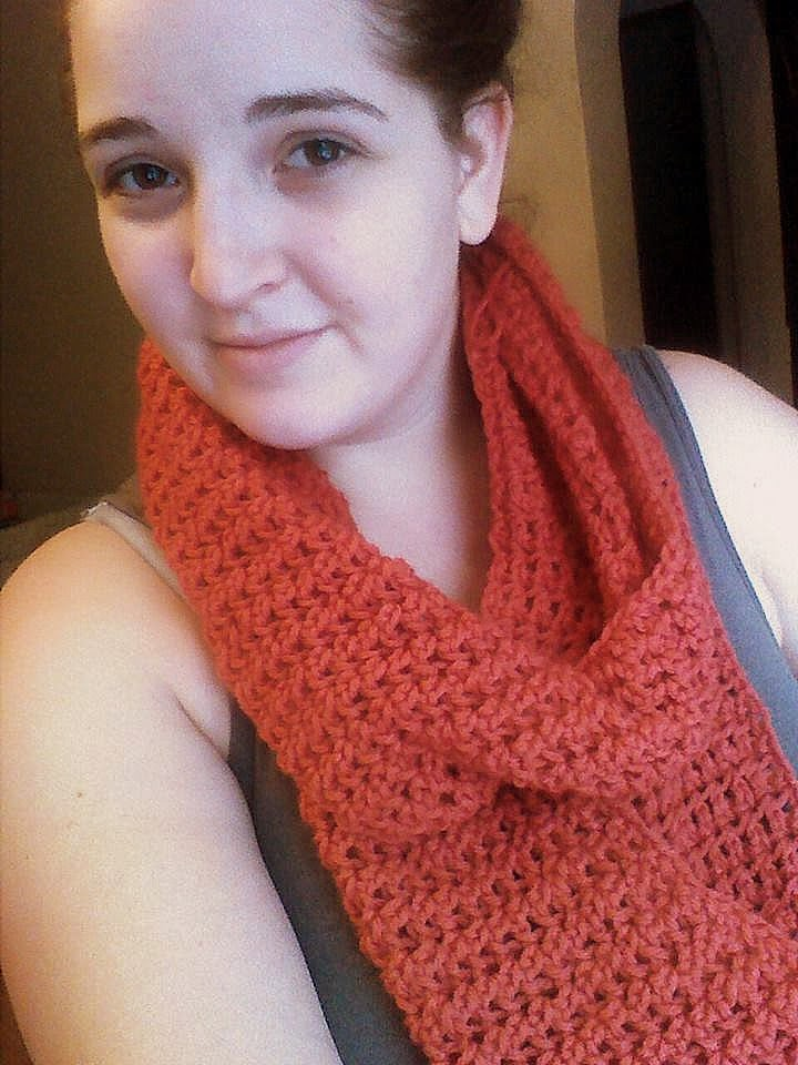 The Hippy Hooker The Limitless Infinity Scarf Free Crochet Pattern