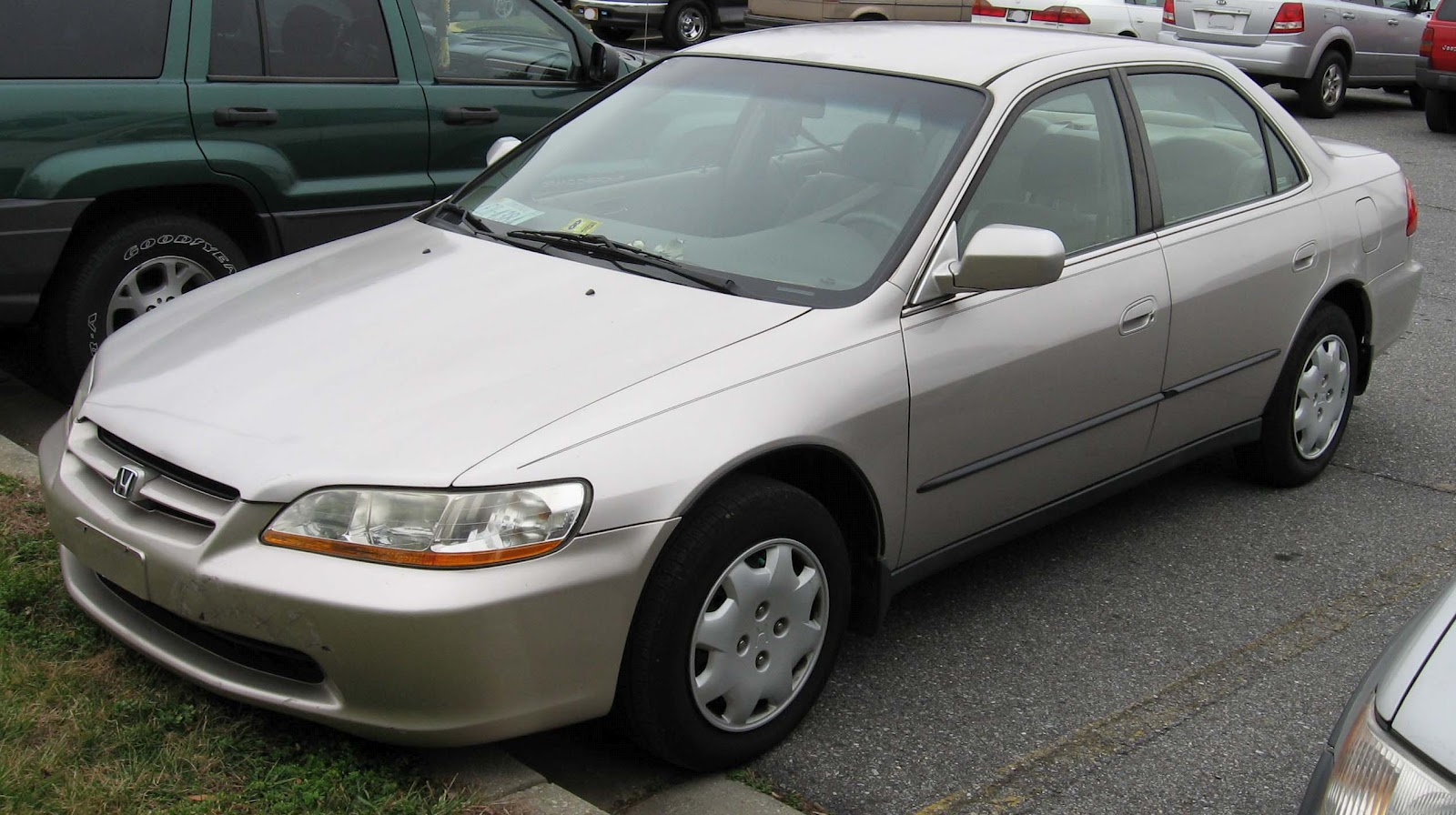 Ford Cars 2000 honda accord pictures