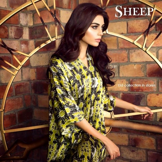Sheep - Eid Dress Collection 2014 Vol-2