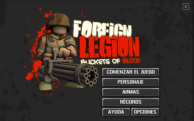 [Review] Foreign Legion: Buckets of Blood