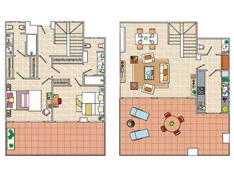 Planos de casas modelos y dise os de casas planos de for Planos de casas campestres de dos plantas