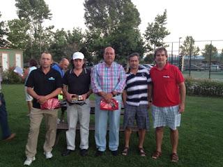 torneo CT Gallega en Rio Cabe Golf