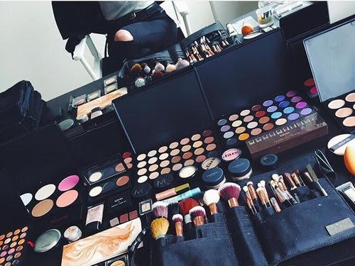 Aspiring Makeup Artist?
