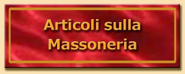Articoli sulla Massoneria
