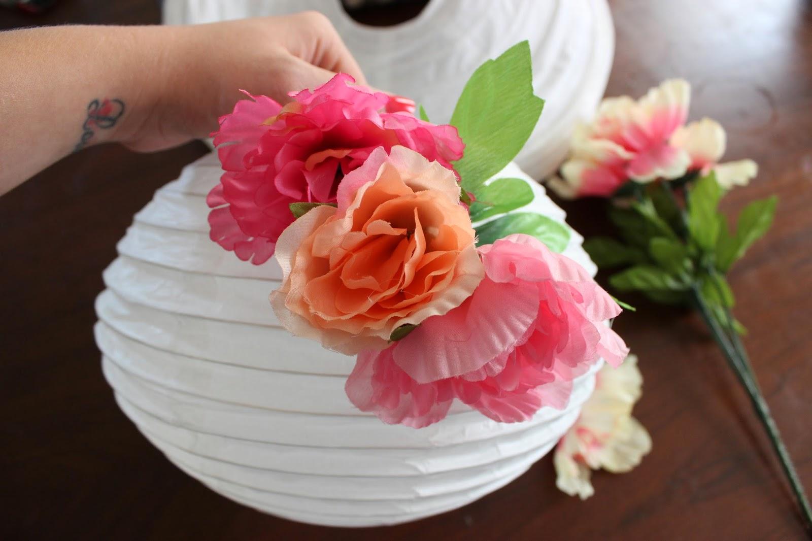 Paper Lantern Flower Yelomdiffusion