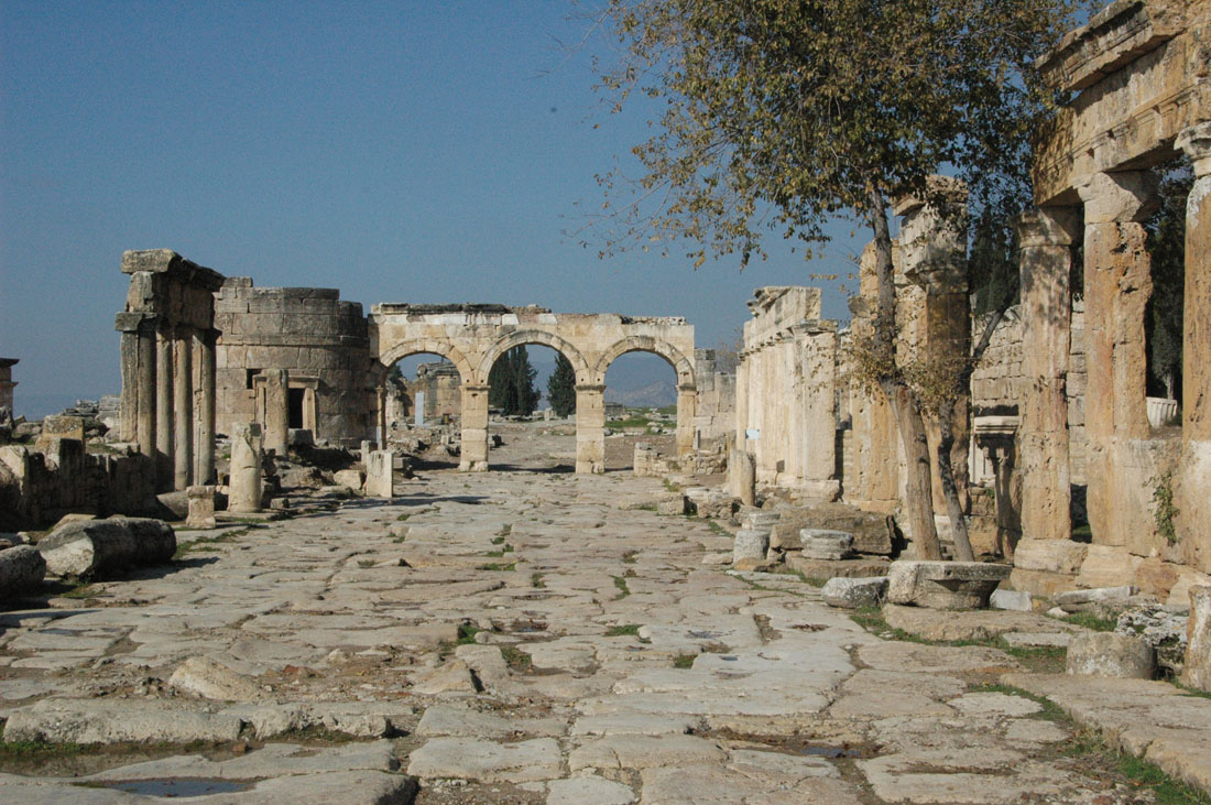HolyLandSites: Turkey - Hierapolis