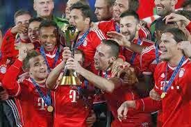 Ribéry et le Bayern Munich champions du monde des clubs