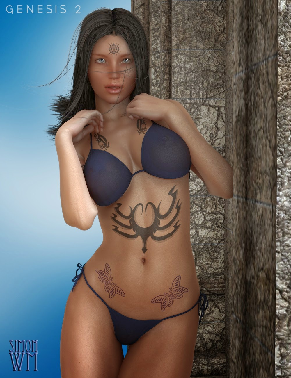 Tattoo Parlor Genesis 2 Female and Victoria 6: Volume 2