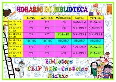Horario 2019-2020