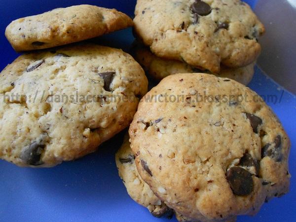 cuisine du monde par wictoria cookies agave chocolat noisette. Black Bedroom Furniture Sets. Home Design Ideas