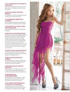 Mariluz Bermudez en Revista Hombre Agosto 2013 | imagenes