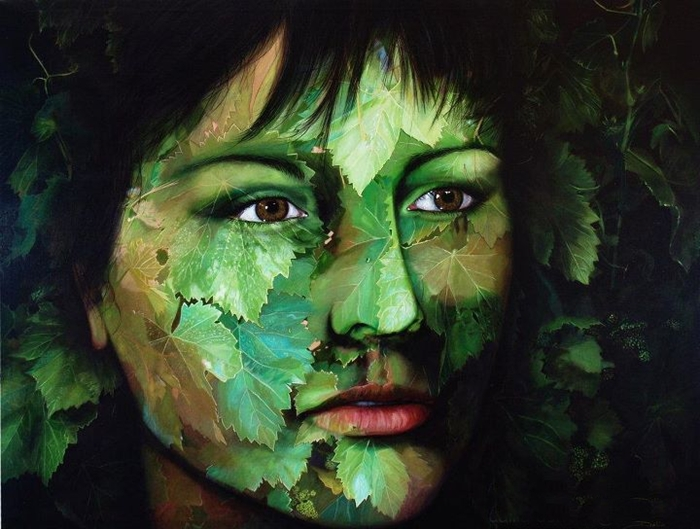 Dalila Del Valle | Spanish Hyperrealist painter