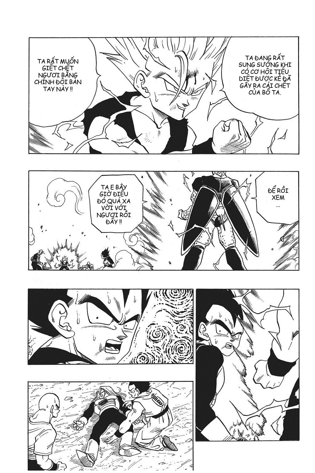 xem truyen moi - Dragon Ball Bản Vip - Bản Đẹp Nguyên Gốc Chap 414