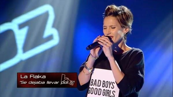 Jéssica La Flaka la-voz