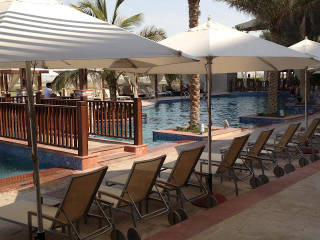 in Radisson Blu Yas Island Abu Dhabi